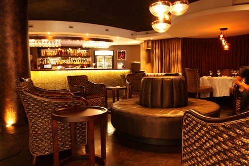 360 degrees bar and grill restaurant at Sam's Village harare