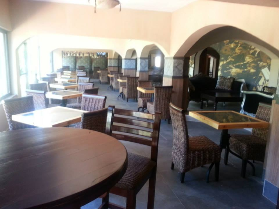 Today's Restaurant - Maestro Restaurant Lounge Harare seating