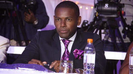 Judge Buyanga ... Frank Buyanga was one of the judges at the $300 per head miss zimbabwe pageant
