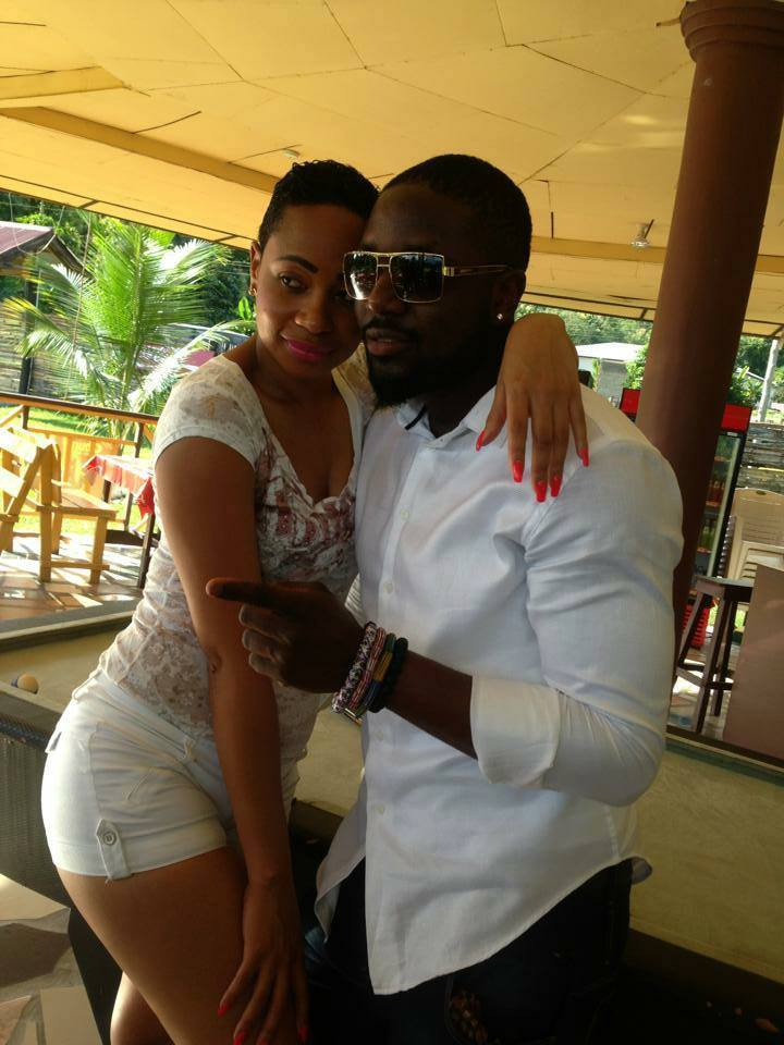 Pokello and Elikem