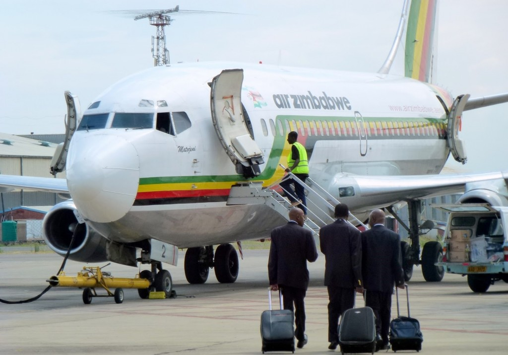 Air Zimbabwe flight attendants (1)