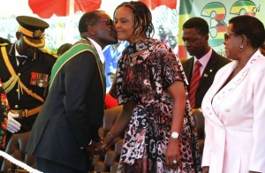 Robert Mugabe Grace Mugabe Marriage Succession First Lady