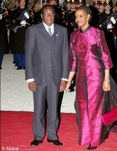 Robert Mugabe Grace Mugabe Marriage Succession First Lady Second Wife Life Fashion Shopping