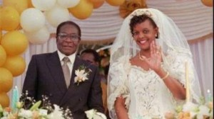 Robert Mugabe Grace Mugabe Marriage Succession First Lady Second Wife Wedding