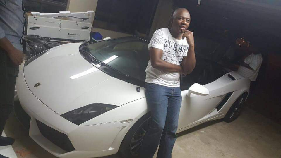 Security Guard Who Was In On It Bought A Lamborghini Put It On