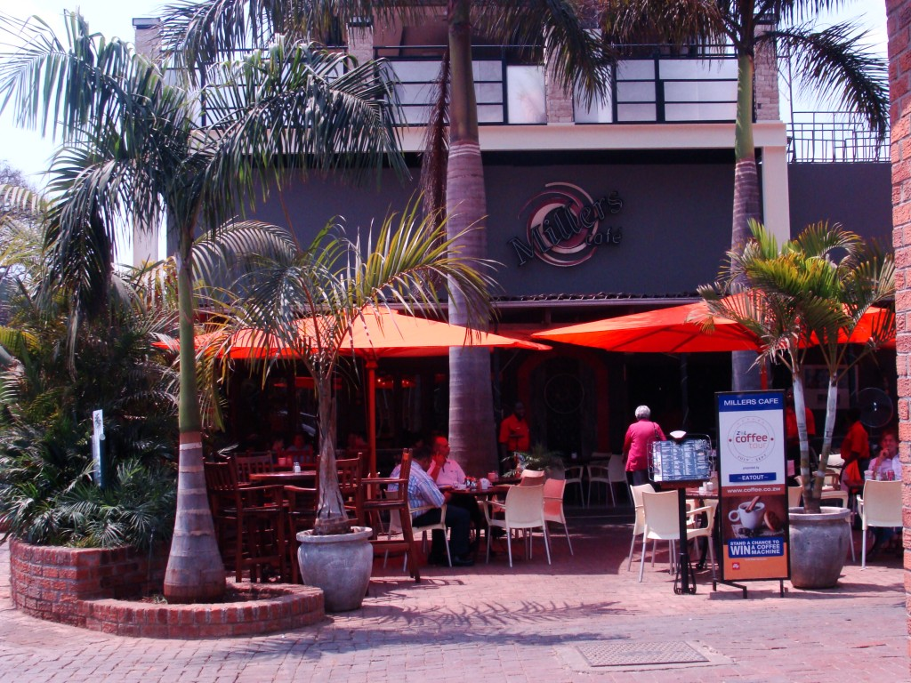 The best restaurants in harare zimbabwe today