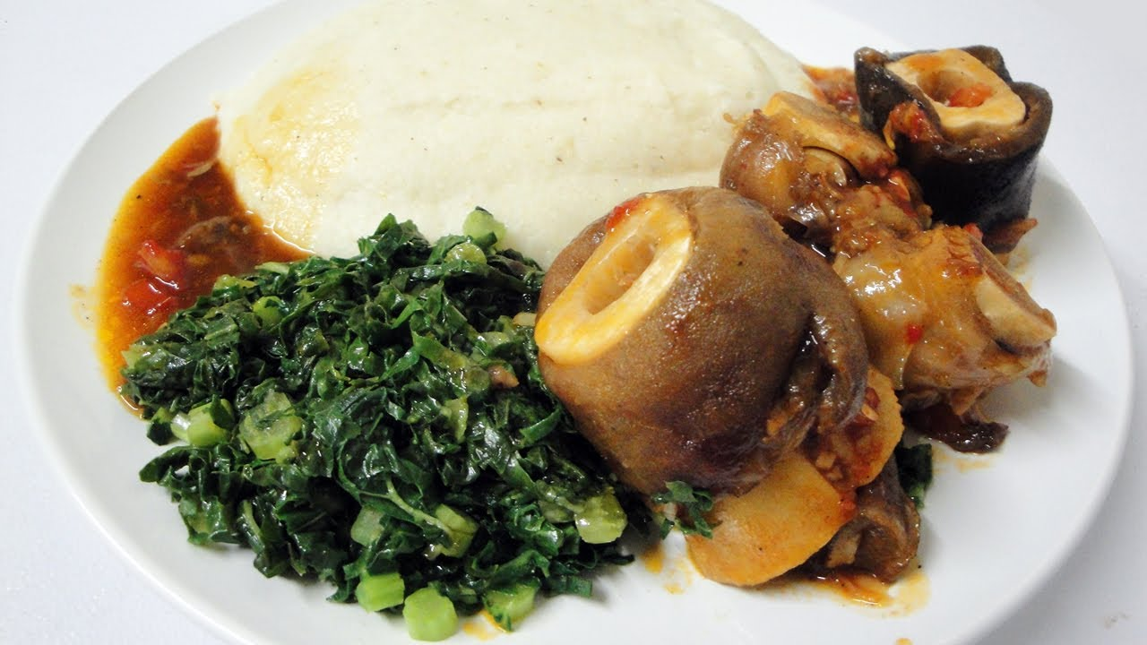 German scientists eating sadza everyday is deadly and for Cuisine zimbabwe